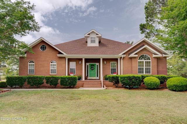 251 S Middleton Drive NW, Calabash, NC 28467 (MLS #100274831) :: Carolina Elite Properties LHR
