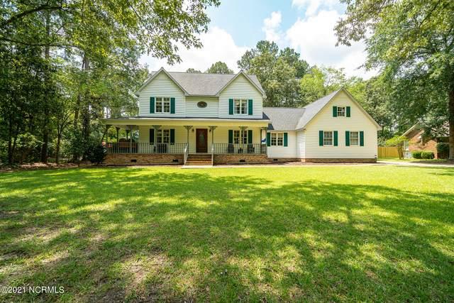 101 Webster Lane, Vanceboro, NC 28586 (MLS #100274839) :: Watermark Realty Group