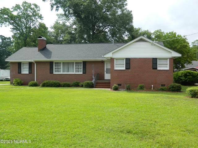 1204 Dorcas Terrace, Kinston, NC 28504 (MLS #100274846) :: Berkshire Hathaway HomeServices Prime Properties