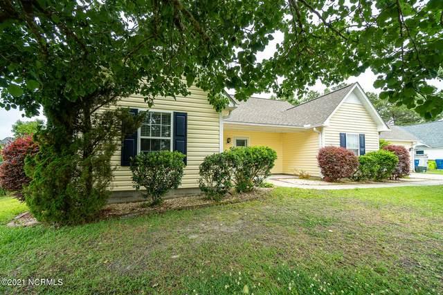 615 Darkwood Drive, Havelock, NC 28532 (MLS #100274850) :: Vance Young and Associates