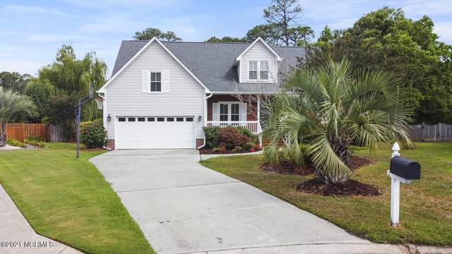 4601 Crosscurrent Place, Wilmington, NC 28409 (MLS #100274852) :: Vance Young and Associates