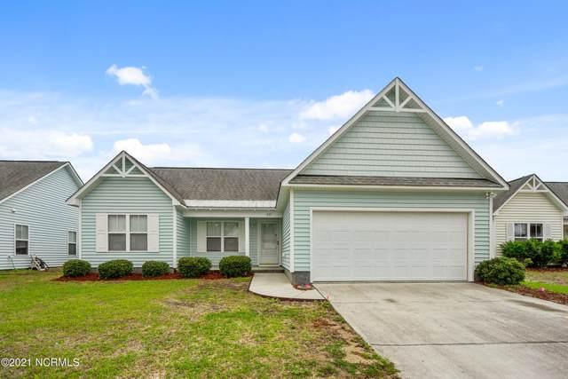 537 Catamaran Drive, Wilmington, NC 28412 (MLS #100274860) :: Carolina Elite Properties LHR