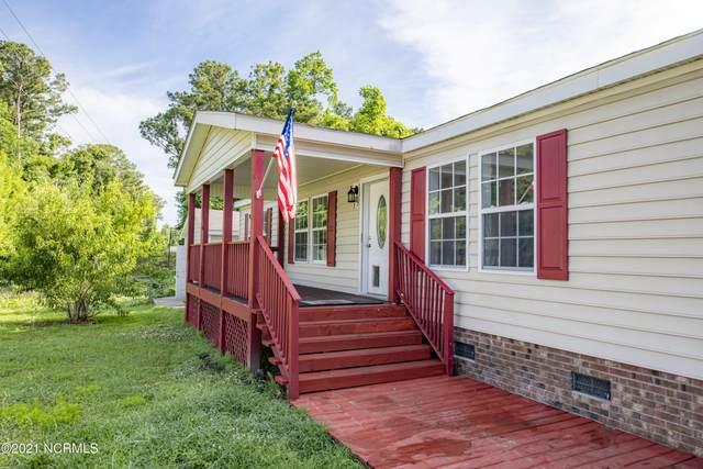 136 Lynnwayne Circle, Havelock, NC 28532 (MLS #100274865) :: RE/MAX Essential
