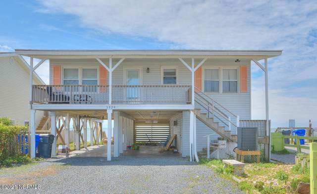 3929 W Beach Drive, Oak Island, NC 28465 (MLS #100274971) :: Donna & Team New Bern