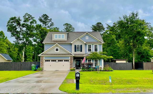 116 Navy Blue Drive, Jacksonville, NC 28540 (MLS #100274998) :: The Keith Beatty Team