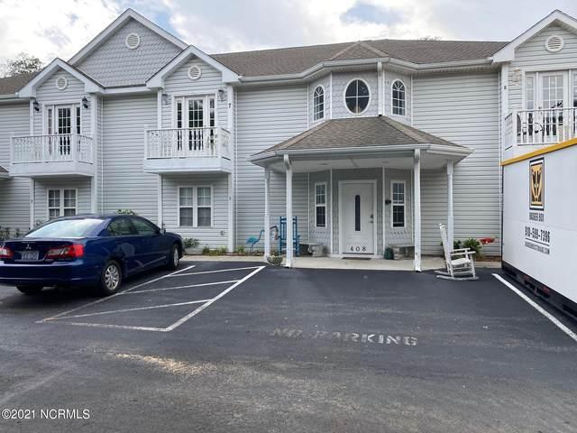 408 Mcglamery #7, Oak Island, NC 28465 (MLS #100275007) :: Carolina Elite Properties LHR