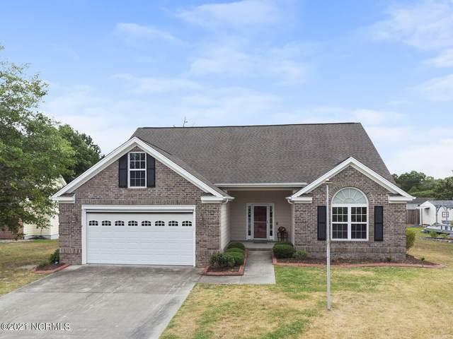 9111 Oak Ridge Plantation Drive SW, Calabash, NC 28467 (MLS #100275012) :: Carolina Elite Properties LHR