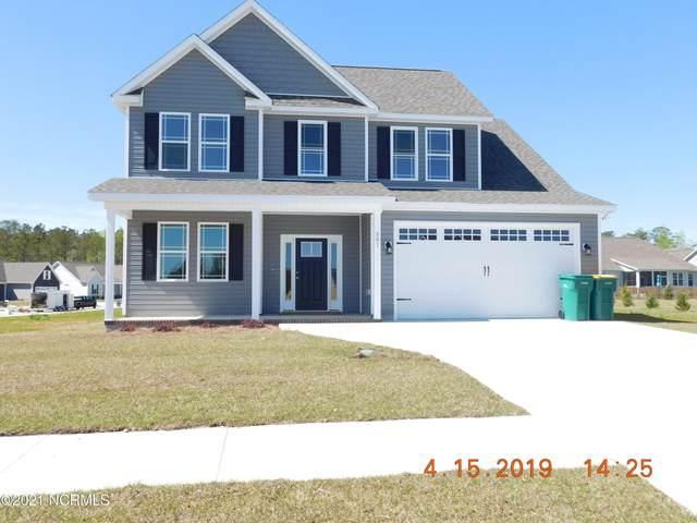 328 George Taylor Road, Newport, NC 28570 (MLS #100275023) :: Vance Young and Associates