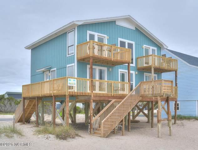 129 W Beach Drive, Oak Island, NC 28465 (MLS #100275086) :: Donna & Team New Bern