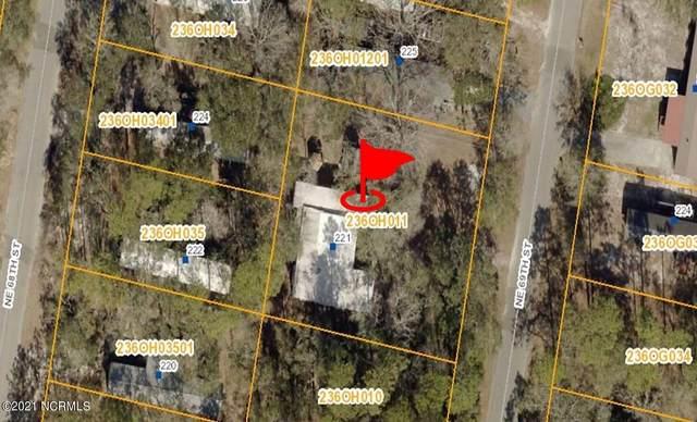 221 & 223 NE 69th Street, Oak Island, NC 28465 (MLS #100275134) :: Carolina Elite Properties LHR