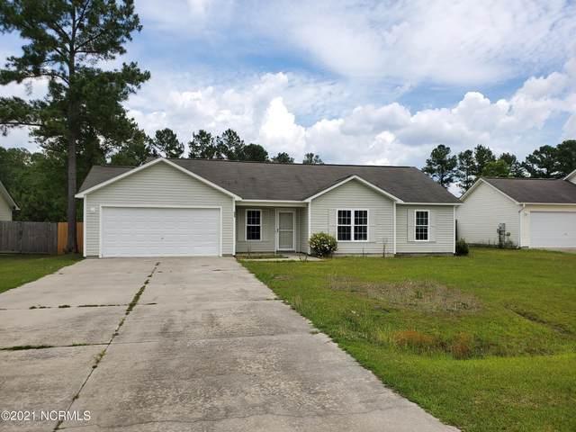 523 Cherry Blossom Lane, Richlands, NC 28574 (MLS #100275152) :: Courtney Carter Homes