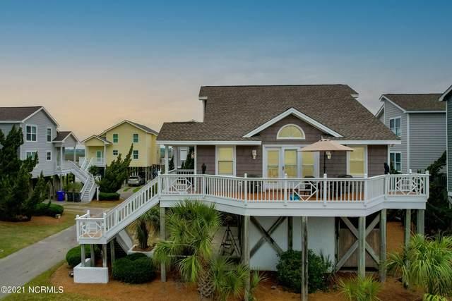 2 Dolphin Court, Ocean Isle Beach, NC 28469 (MLS #100275180) :: The Oceanaire Realty