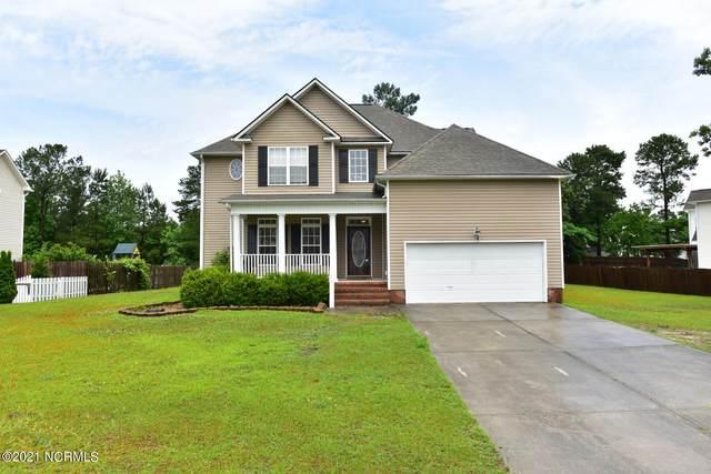 210 Middle Ridge Drive, Hubert, NC 28539 (MLS #100275203) :: RE/MAX Elite Realty Group