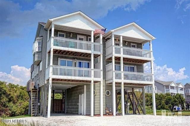 111 Volusia Drive, North Topsail Beach, NC 28460 (MLS #100275213) :: Coldwell Banker Sea Coast Advantage