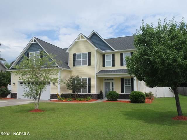 448 Mae Drive, Hampstead, NC 28443 (MLS #100275217) :: Courtney Carter Homes