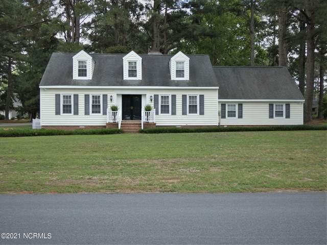 402 Fox Lake Drive, Clinton, NC 28328 (MLS #100275270) :: Donna & Team New Bern