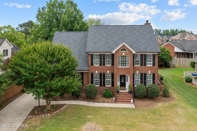 3604 Gosford Gate, Greenville, NC 27858 (MLS #100275271) :: Courtney Carter Homes