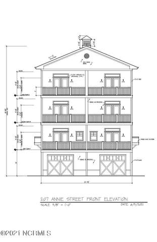 207 Annie Drive #1, Carolina Beach, NC 28428 (MLS #100275285) :: RE/MAX Elite Realty Group