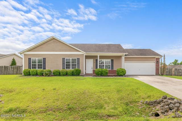 130 Hardin Drive, Maysville, NC 28555 (MLS #100275381) :: The Keith Beatty Team