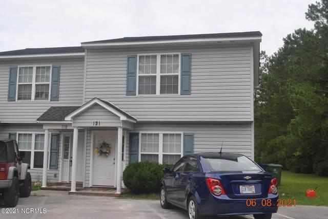 121 Tillett Lane, Sneads Ferry, NC 28460 (MLS #100275384) :: Stancill Realty Group