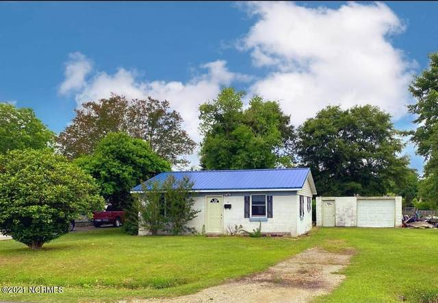 107 Forest Hill Drive, Havelock, NC 28532 (MLS #100275430) :: RE/MAX Essential