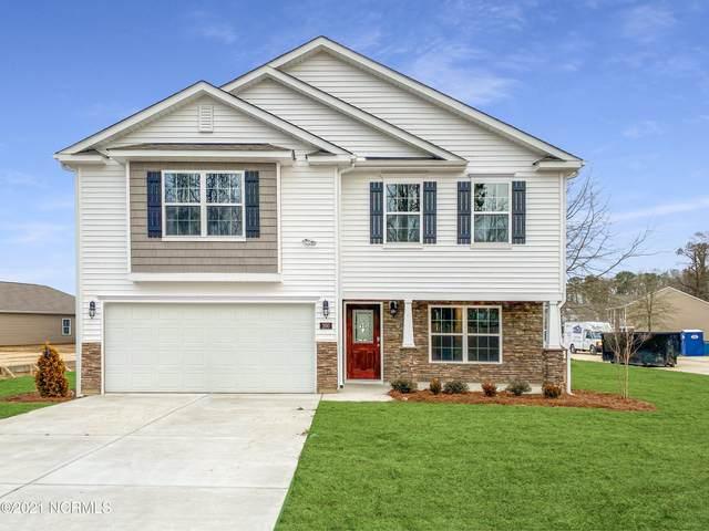 416 Ginger Street, New Bern, NC 28560 (MLS #100275451) :: Carolina Elite Properties LHR