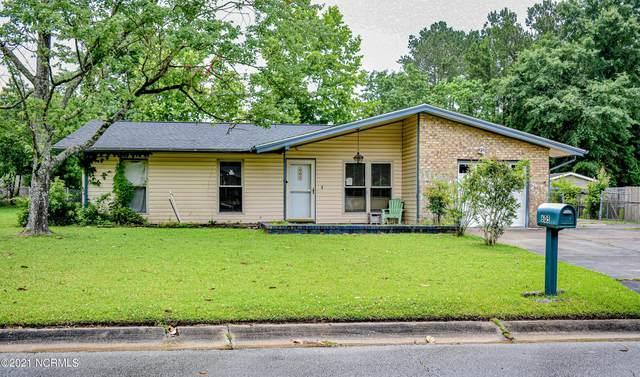 605 Shamrock Drive, Jacksonville, NC 28540 (MLS #100275456) :: Watermark Realty Group