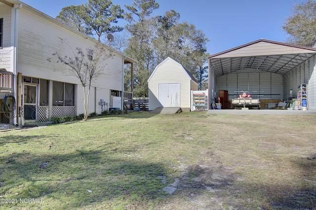 331 NE 49th Street, Oak Island, NC 28465 (MLS #100275467) :: Carolina Elite Properties LHR