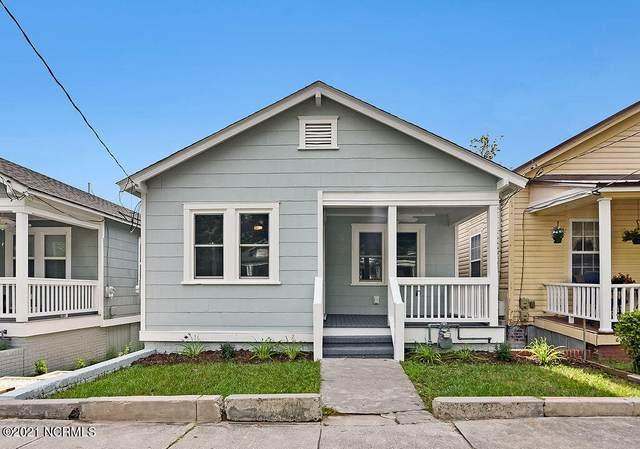 113 1/2 S 9th Street, Wilmington, NC 28401 (MLS #100275490) :: RE/MAX Essential