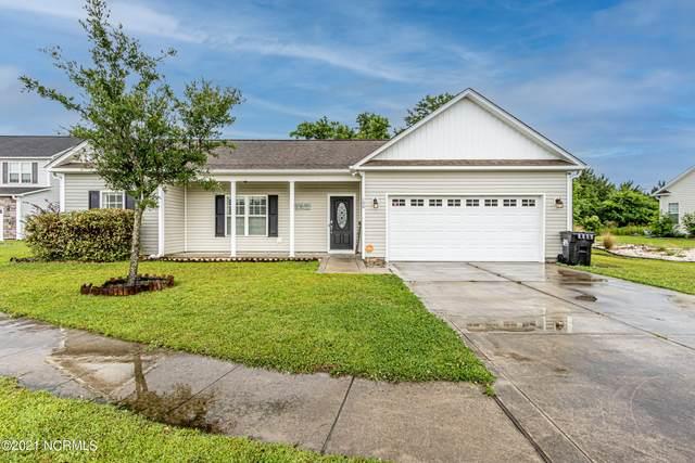 106 Moonstone Court, Jacksonville, NC 28546 (MLS #100275497) :: RE/MAX Elite Realty Group