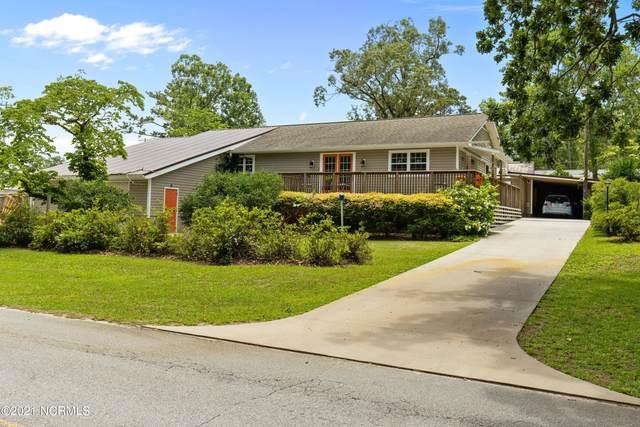 123 Hidden Bay Drive, Swansboro, NC 28584 (MLS #100275501) :: Stancill Realty Group