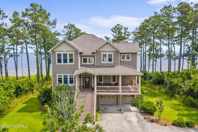 486 Sandy Point Drive, Beaufort, NC 28516 (MLS #100275522) :: Barefoot-Chandler & Associates LLC