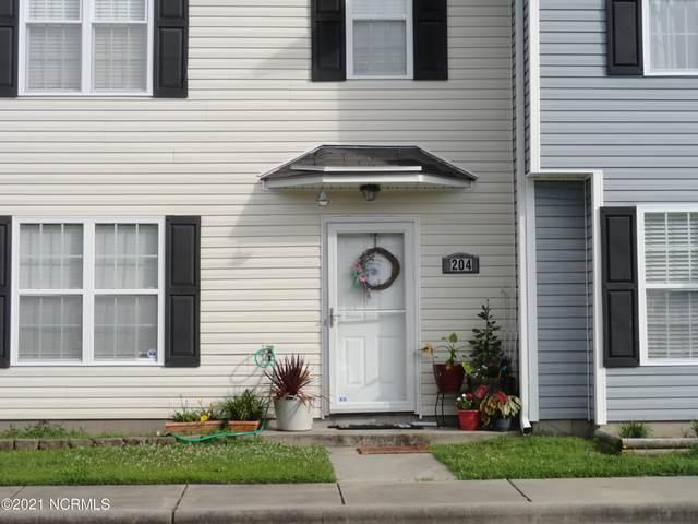 204 Blackhawk Trail, Havelock, NC 28532 (MLS #100275551) :: Courtney Carter Homes