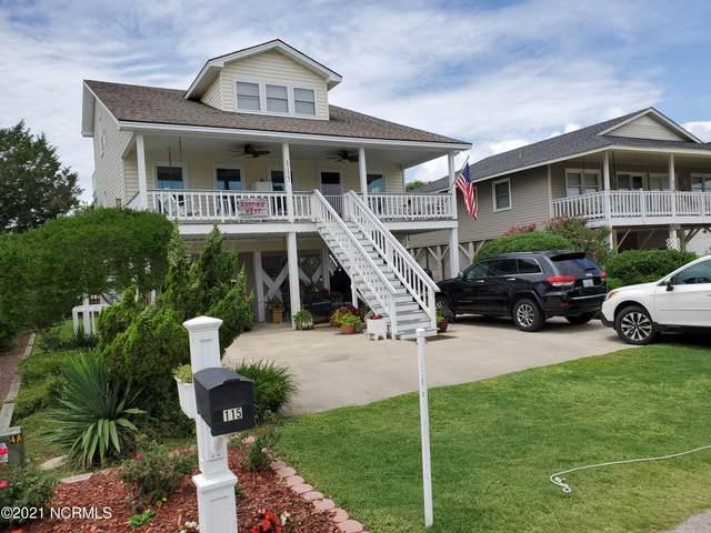115 Shell Drive, Holden Beach, NC 28462 (MLS #100275588) :: Lynda Haraway Group Real Estate