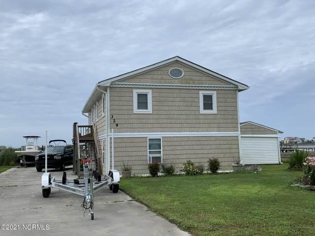 329 Waterway Drive, Sneads Ferry, NC 28460 (MLS #100275596) :: The Tingen Team- Berkshire Hathaway HomeServices Prime Properties