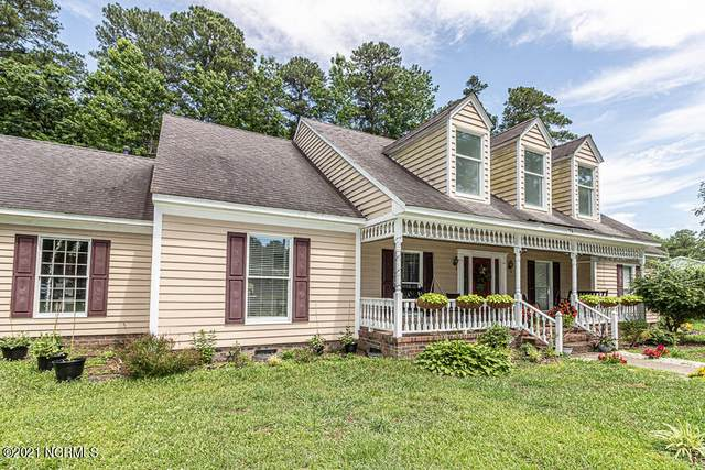 208 Longwood Drive, Pinetops, NC 27864 (MLS #100275600) :: Courtney Carter Homes