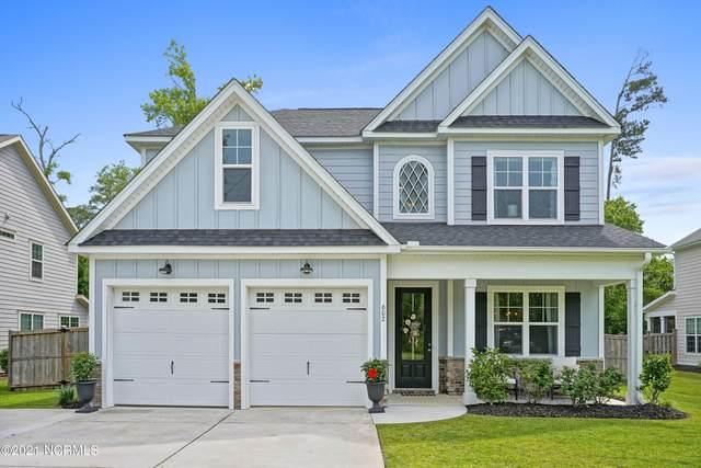 602 Ribble Drive SE, Leland, NC 28451 (MLS #100275601) :: Vance Young and Associates