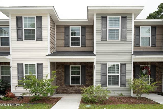 213 Grove Lane, Havelock, NC 28532 (MLS #100275604) :: Berkshire Hathaway HomeServices Hometown, REALTORS®