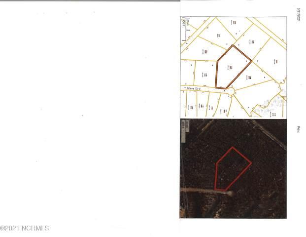 21 Shore Drive E, Oriental, NC 28571 (MLS #100275618) :: Berkshire Hathaway HomeServices Prime Properties