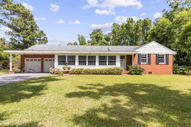 2016 Live Oak Street, Beaufort, NC 28516 (MLS #100275625) :: Carolina Elite Properties LHR
