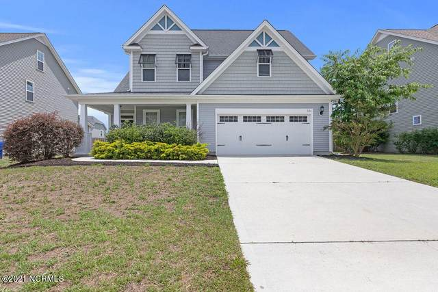 326 Belvedere Drive, Holly Ridge, NC 28445 (MLS #100275637) :: Courtney Carter Homes