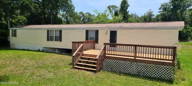 207 Forest Knoll Drive, Atlantic Beach, NC 28512 (MLS #100275646) :: Barefoot-Chandler & Associates LLC