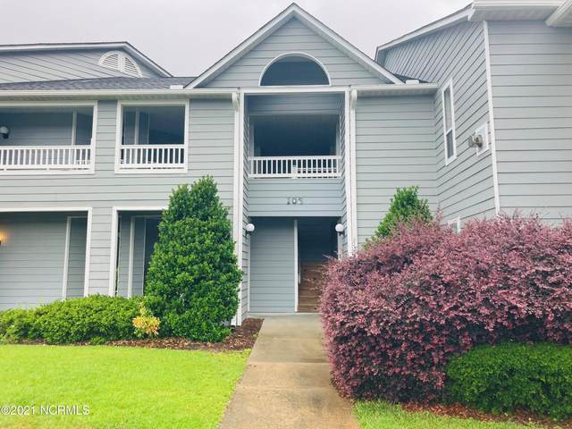103 Breezewood Drive H, Greenville, NC 27858 (MLS #100275656) :: Thirty 4 North Properties Group