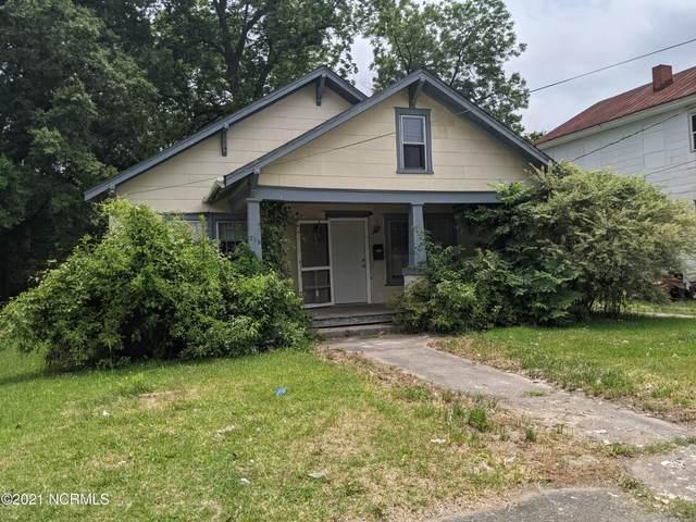 219 S Tillery Street, Rocky Mount, NC 27804 (MLS #100275662) :: RE/MAX Essential
