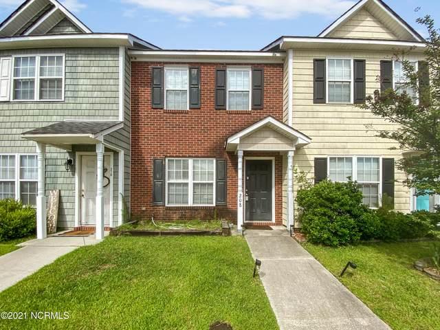 208 Springwood Drive, Jacksonville, NC 28546 (MLS #100275723) :: Coldwell Banker Sea Coast Advantage