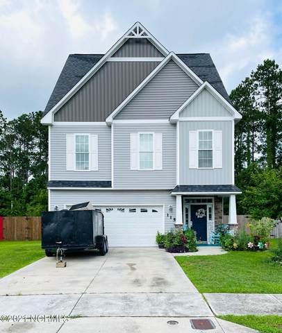 115 Ironwood Court, Jacksonville, NC 28546 (MLS #100275724) :: Coldwell Banker Sea Coast Advantage