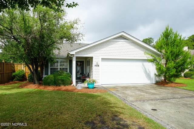 408 Sundial Court, Wilmington, NC 28405 (MLS #100275739) :: Courtney Carter Homes