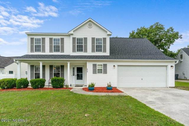 659 Hickory Branches Drive, Belville, NC 28451 (MLS #100275766) :: Thirty 4 North Properties Group