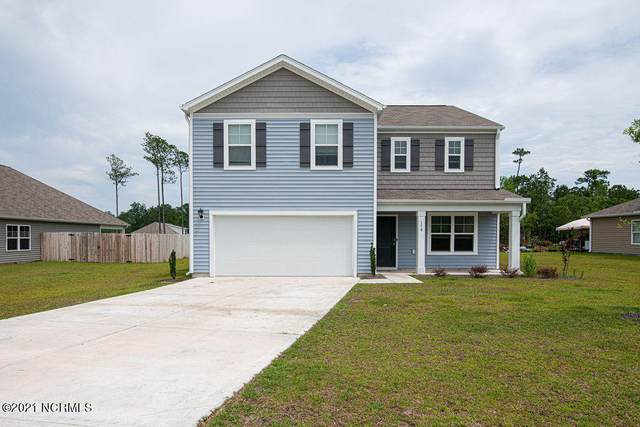 178 Everett Yopp Drive, Sneads Ferry, NC 28460 (MLS #100275768) :: Courtney Carter Homes