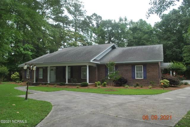 207 Country Club Boulevard, Jacksonville, NC 28540 (MLS #100275777) :: Berkshire Hathaway HomeServices Hometown, REALTORS®